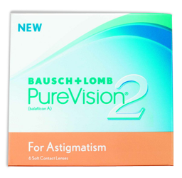 Pure Vision 2HD For Astigmatism